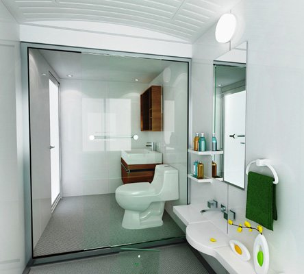 Modular Bathroom The Attic Room Design